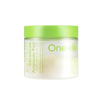 One-Day's You Help Me Eco-Intense Ceramide Ampoule Pad Тонер-пэды, 90 шт